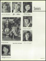 1981 West Covina High School Yearbook Page 72 & 73