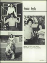 1981 West Covina High School Yearbook Page 80 & 81