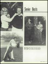 1981 West Covina High School Yearbook Page 82 & 83