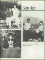 1981 West Covina High School Yearbook Page 84 & 85