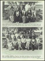 1981 West Covina High School Yearbook Page 86 & 87