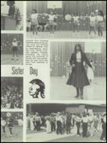 1981 West Covina High School Yearbook Page 92 & 93