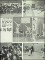 1981 West Covina High School Yearbook Page 106 & 107