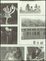 1981 West Covina High School Yearbook Page 112 & 113