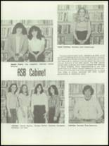 1981 West Covina High School Yearbook Page 118 & 119