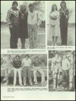 1981 West Covina High School Yearbook Page 124 & 125