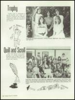 1981 West Covina High School Yearbook Page 126 & 127