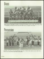 1981 West Covina High School Yearbook Page 130 & 131