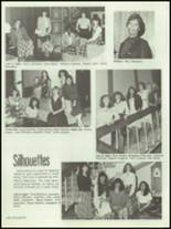 1981 West Covina High School Yearbook Page 132 & 133