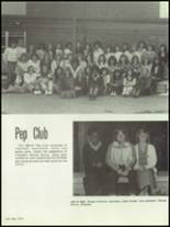 1981 West Covina High School Yearbook Page 138 & 139