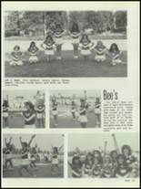 1981 West Covina High School Yearbook Page 140 & 141