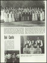 1981 West Covina High School Yearbook Page 144 & 145