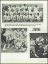 1981 West Covina High School Yearbook Page 152 & 153