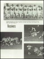 1981 West Covina High School Yearbook Page 154 & 155