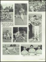 1981 West Covina High School Yearbook Page 156 & 157