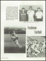 1981 West Covina High School Yearbook Page 158 & 159