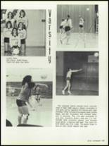 1981 West Covina High School Yearbook Page 166 & 167