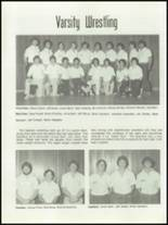 1981 West Covina High School Yearbook Page 168 & 169