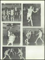 1981 West Covina High School Yearbook Page 176 & 177