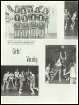 1981 West Covina High School Yearbook Page 182 & 183