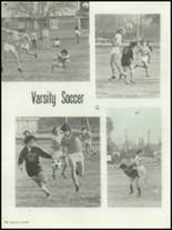 1981 West Covina High School Yearbook Page 184 & 185