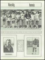 1981 West Covina High School Yearbook Page 186 & 187
