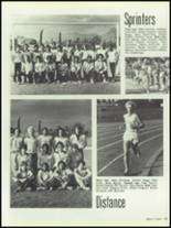 1981 West Covina High School Yearbook Page 202 & 203