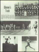 1981 West Covina High School Yearbook Page 204 & 205