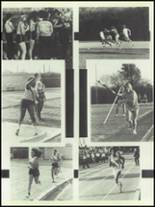 1981 West Covina High School Yearbook Page 208 & 209