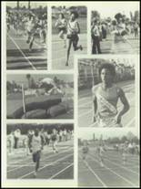 1981 West Covina High School Yearbook Page 210 & 211