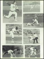 1981 West Covina High School Yearbook Page 216 & 217