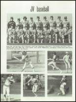1981 West Covina High School Yearbook Page 220 & 221
