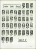 1981 West Covina High School Yearbook Page 226 & 227