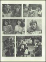 1981 West Covina High School Yearbook Page 238 & 239