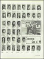 1981 West Covina High School Yearbook Page 240 & 241