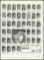 1981 West Covina High School Yearbook Page 242 & 243