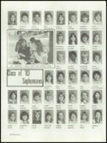 1981 West Covina High School Yearbook Page 244 & 245