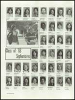 1981 West Covina High School Yearbook Page 248 & 249