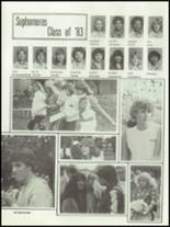 1981 West Covina High School Yearbook Page 250 & 251