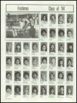 1981 West Covina High School Yearbook Page 254 & 255
