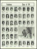 1981 West Covina High School Yearbook Page 256 & 257