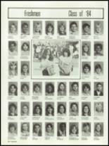 1981 West Covina High School Yearbook Page 258 & 259