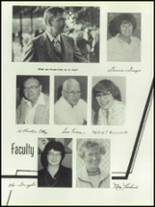 1981 West Covina High School Yearbook Page 266 & 267