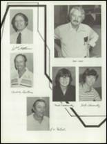 1981 West Covina High School Yearbook Page 268 & 269