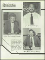 1981 West Covina High School Yearbook Page 276 & 277
