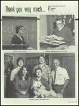 1981 West Covina High School Yearbook Page 278 & 279