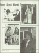 1981 West Covina High School Yearbook Page 284 & 285