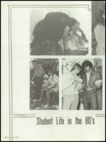 1981 West Covina High School Yearbook Page 288 & 289