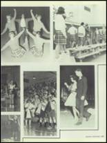 1981 West Covina High School Yearbook Page 292 & 293