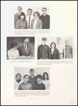 1967 Fairview High School Yearbook Page 18 & 19
